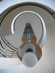 Art Deco Light & Stairway