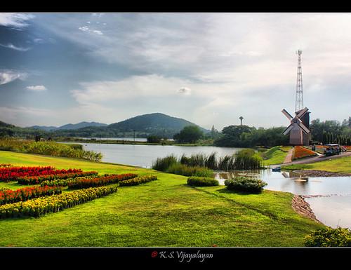 Silver Lake, Rayong