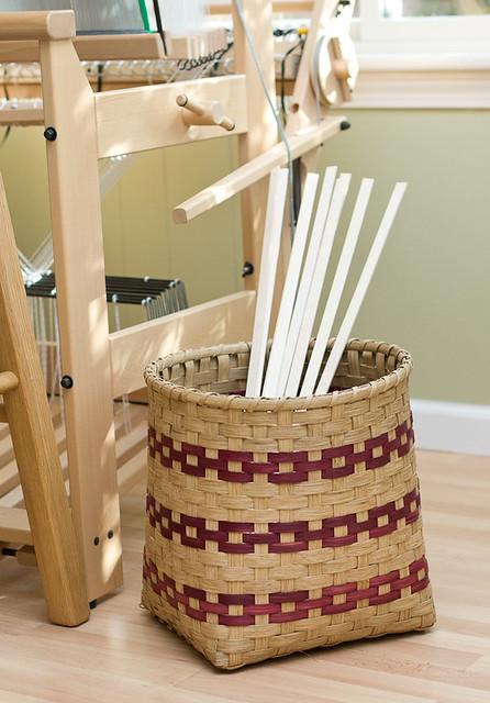 Weaving Baskets Ann Arbor