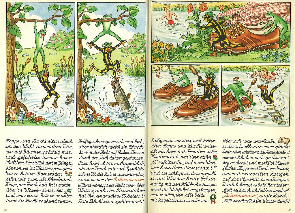 sale retailer da7ba 8d514 Lurchis gesammelte Abenteuer Band 1 Seite 32 - 33 | Lurchis ...