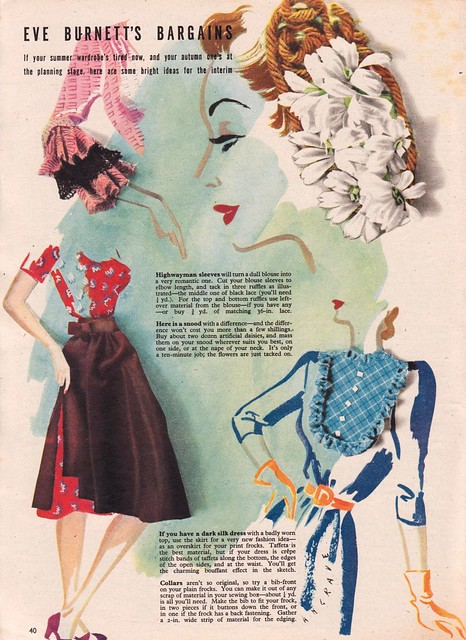 Make do and Mend September 1943