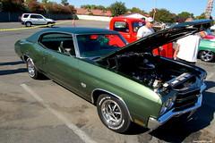 automobile, automotive exterior, vehicle, full-size car, sedan, chevrolet chevelle, land vehicle, muscle car,