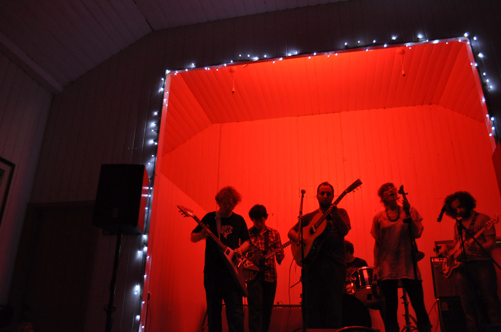 citay at the band room, low mill, north yorkshire