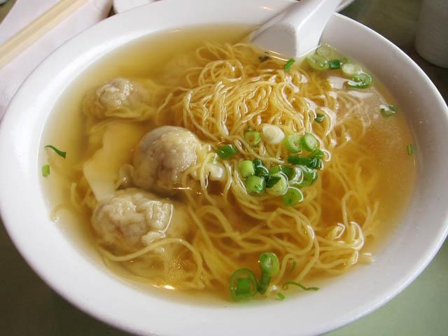 03 Wonton Noodle Soup East Corner Wonton Flickr