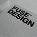 New Fuse Design Logo - Black Foil