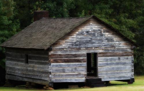church cabin tennessee rustic civilwar battlefield methodist 1862 shiloh battlefields