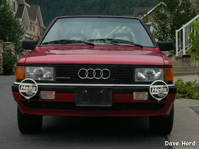 Fs Dave 39 S Back In An Audi 1985 4kq Project