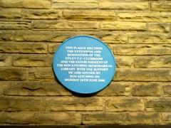 Photo of Blue plaque № 4774