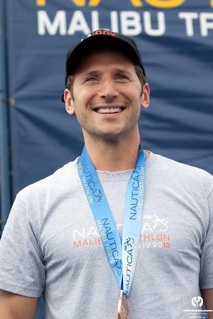 Mark Feuerstein Nautica Malibu Triathlon (09/12/2010)
