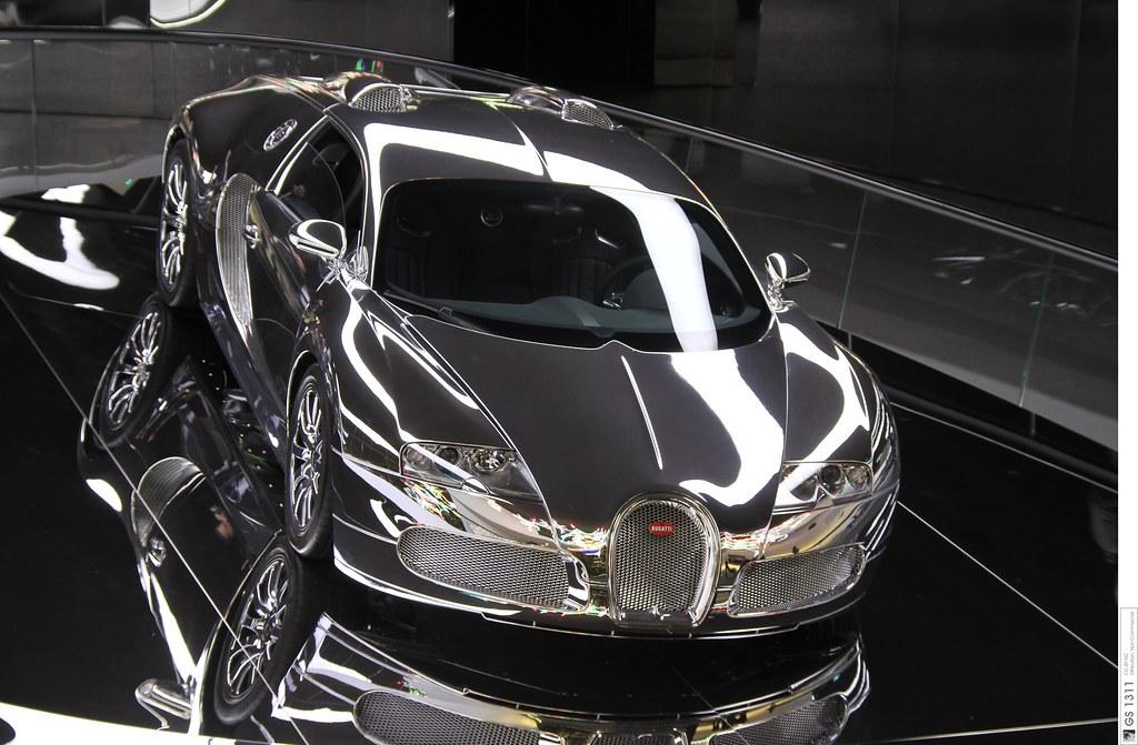 2008 bugatti veyron 16 4 mirrored verspiegelt 06. Black Bedroom Furniture Sets. Home Design Ideas