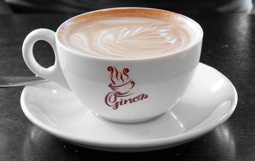 Cappuccino Strip