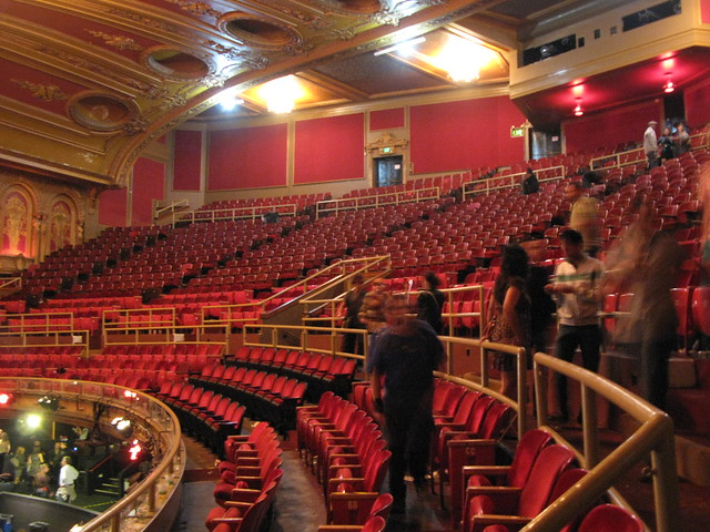 The Warfield Theatre San Francisco Flickr Photo Sharing