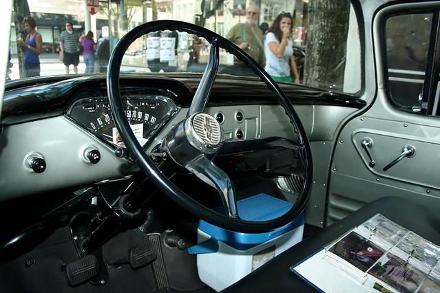 1958 Chevrolet Apache 31 Pickup Truck Interior Flickr