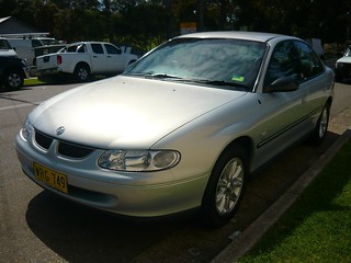 2000 Holden VT Commodore - Olympic Edition