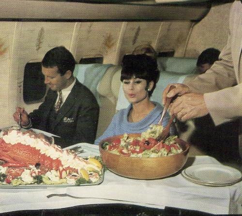 Lobster Is Served...