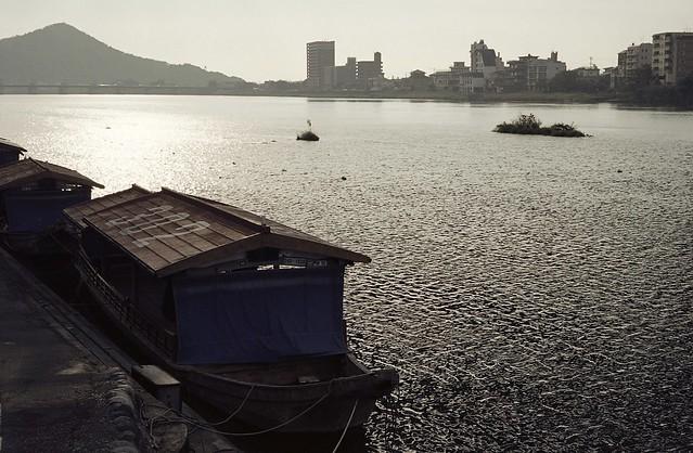 Yakata Curising Boat