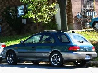 Subaru Impreza Outback