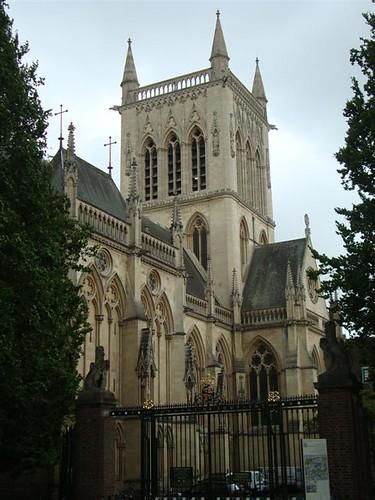 Saint John's College y entrada a la Capilla cambridge - 5067603062 0d0b4c74e8 - Cambridge (England) y sus rincones para turistas