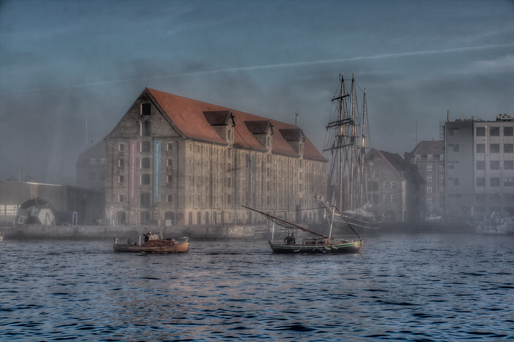 Fog in Copenhagen  © All rights reserved René Eriksen Contact: reeri@rocketmail.com