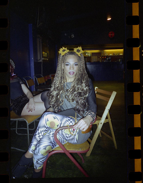 Jasmine (+ Miss K) April '96