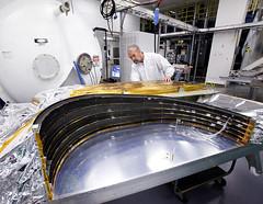 The James Webb Space Telescope's Sunshield Test Article