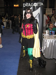 NYCC-NYAF 2010 (11) Female Robin