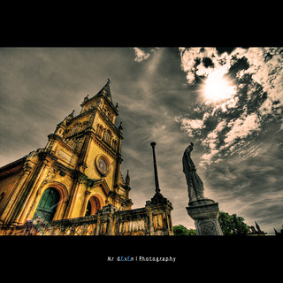 MUOU GIAP CHURCH HDR (Explore Front Page)