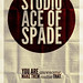 Studio Ace of Spade - Monthly poster series - October 2010 by Simon Birky Hartmann