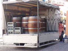 Wine Truck in Sion/Sitten