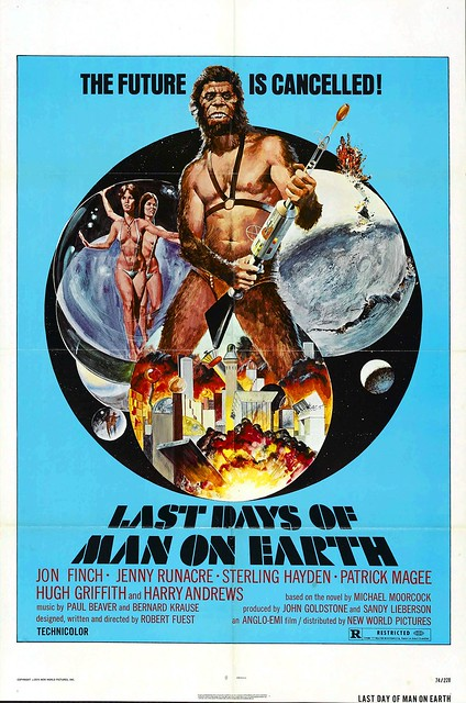 Final Programme, The (aka The Last Days of Man on Earth) (1973, UK)