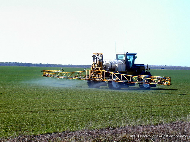 fertilizer sprayer applications of spectrophotometry