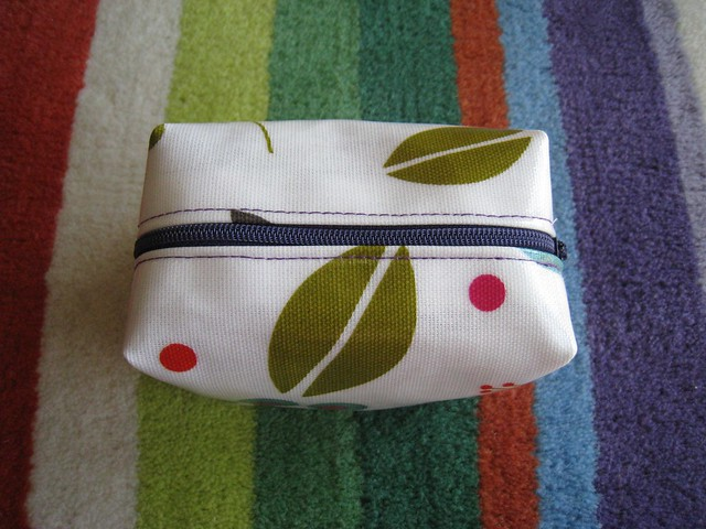 Little Boxy Pouch