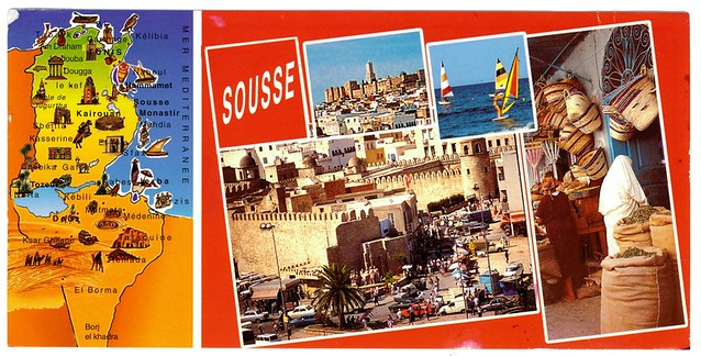 Postcard from Tunisia (Louise)