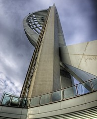 Spinnaker Tower Portsmouth - Wide Angle