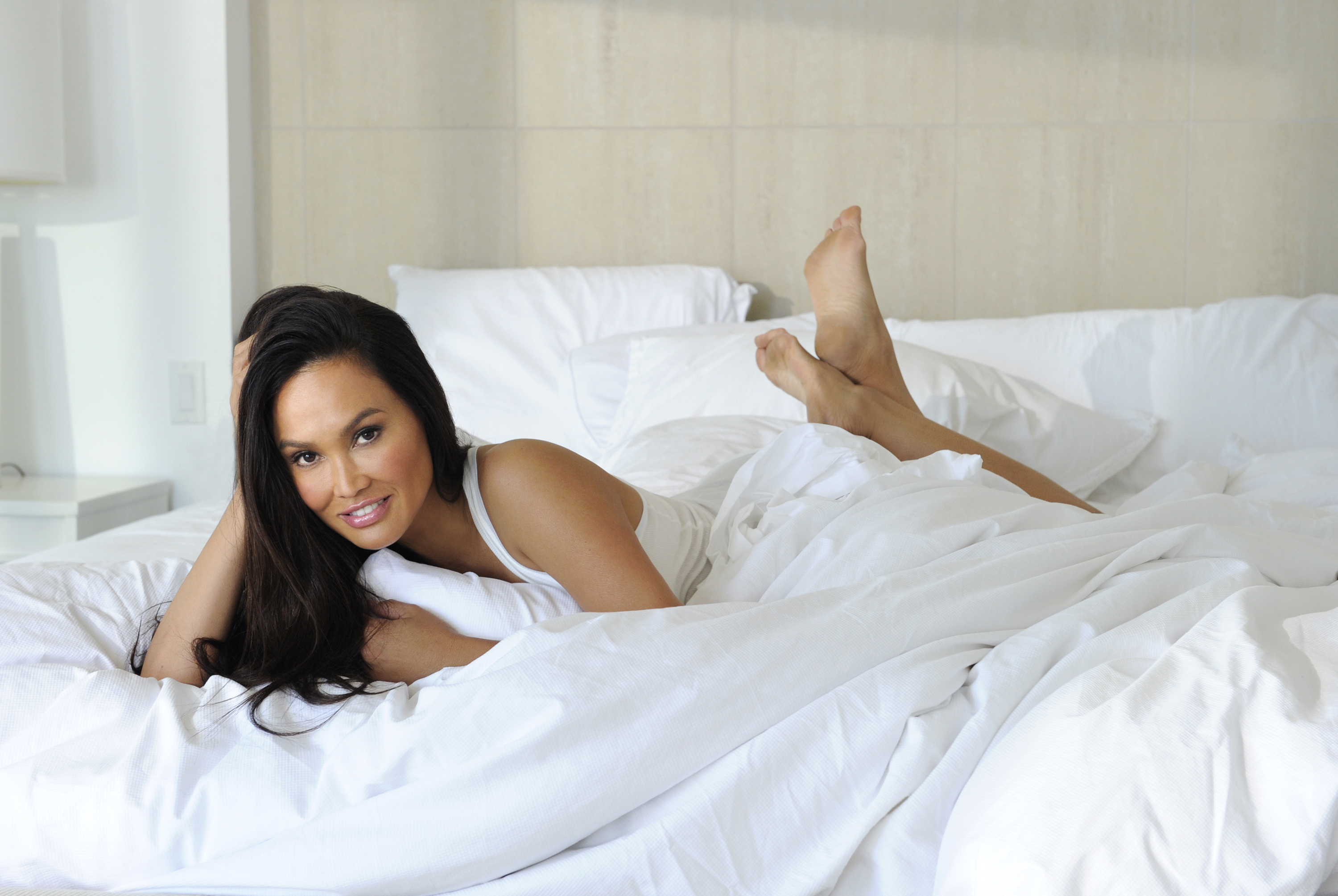 At Home Shoot With Tia Carrere | Flickr - Photo Sharing!