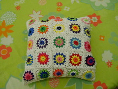 1st crochet pillow [2]