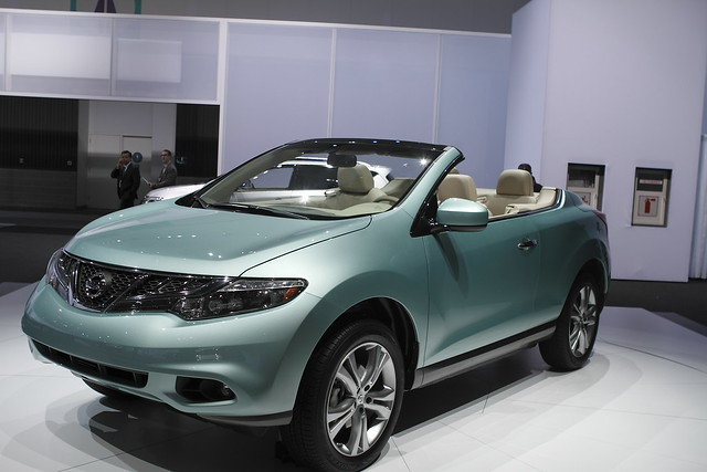 nissan murano convertible 3 flickr photo sharing. Black Bedroom Furniture Sets. Home Design Ideas