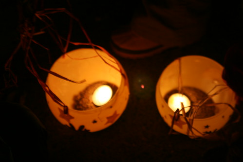 Beeswax Lanterns