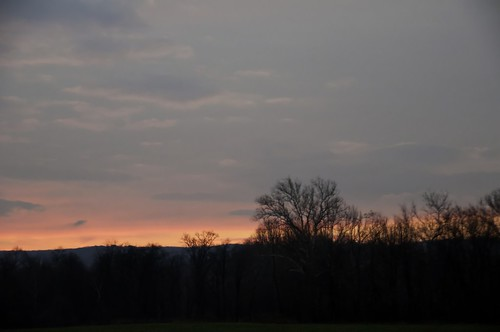 trip travel sunrise dawn central pa pennsylvannia