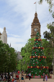 Christmas Tree, Melbourne CIty Square