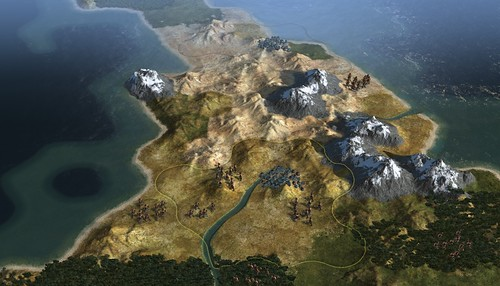 Civilization MMO In The Works For Asia