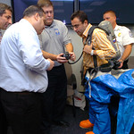 Moroccan CBRNE facilities tour 2010
