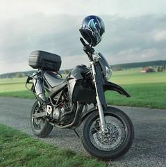 Yamaha XT 660 X Supermoto in Oberbayern