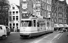 Trams rerouted - omleidingen