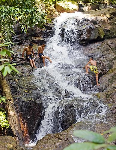 Kathu Waterfall, Phuket