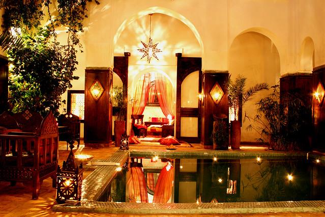 Tipos de alojamiento en marruecos aventura 4x4 marruecos - Casas marroquies ...