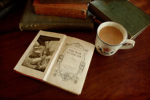 Tea and Books I