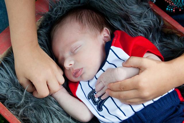 Silas Newborn Session