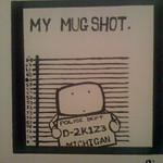 My mug shot