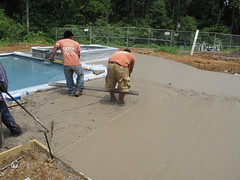 How To Remove Vermiculite From Pool Base
